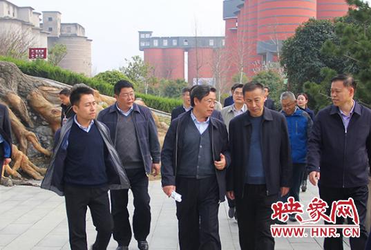 省自然资源厅调研组到永城开展专题调研整治工作 自媒体