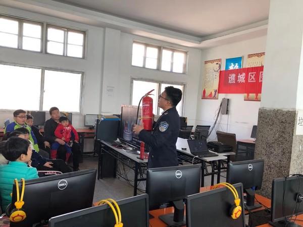 谯城区图书馆举办免费消防安全知识讲座 自媒体
