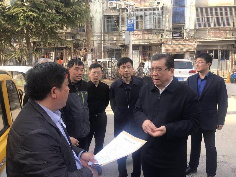 【视频】市区刘园新村小区要改造啦!如何改?听市长杜延安亲口对你说! 自媒体