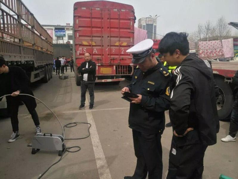 """你还不知道?亳州重型柴油货车上路有""""指标"""",小心被罚! 自媒体"""