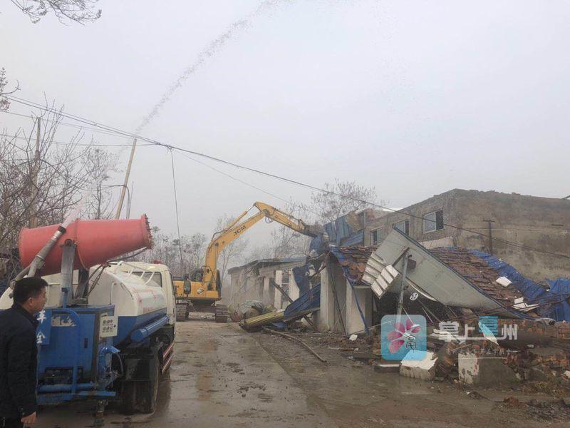 【实拍】新建房屋 拒不包赔!刚刚,5500多平米违建被强制拆除! 自媒体