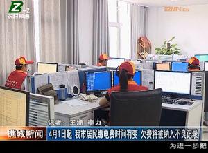 4月1日起 亳州市居民缴电费时间有变 欠费将被纳入不良记录 自媒体