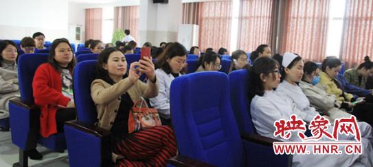 河南省妇幼影像联盟巡讲永城站在永城市妇幼保健院举办