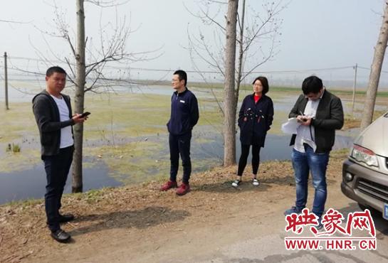 永城市组织开展地质灾害隐患拉网式排查工作 自媒体