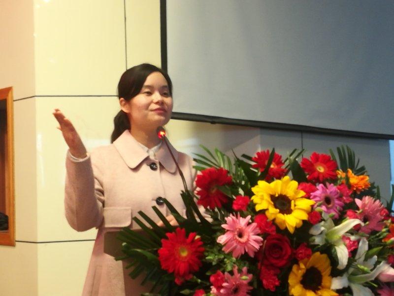 亳州学院附属学校刘慧老师师德事迹巡回报告活动 自媒体