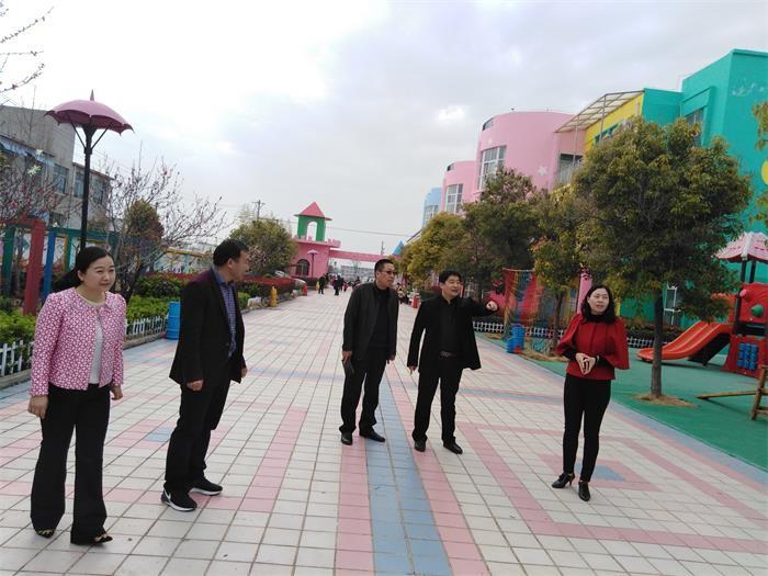 亳州市教育局以评促建加强省级一类幼儿园创建工作 自媒体