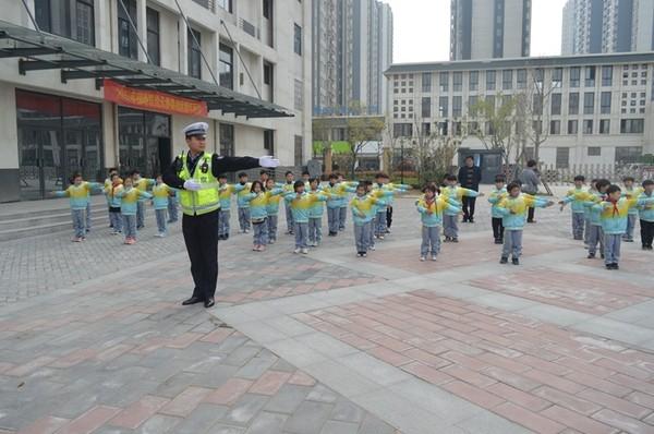 """谯城区筑牢""""安全底线""""构建平安和谐校园 自媒体"""