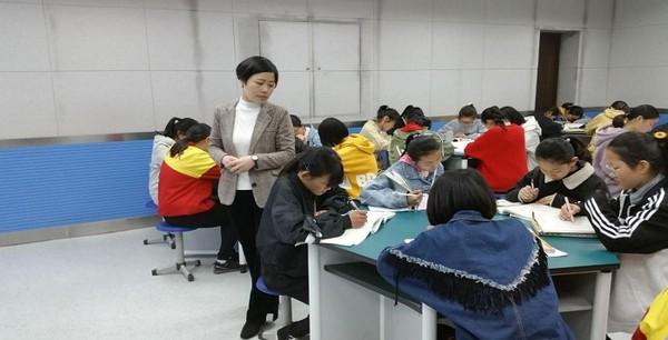 亳州市2019年语文优质课大赛涡阳赛区比赛在涡阳实验中学举行 自媒体