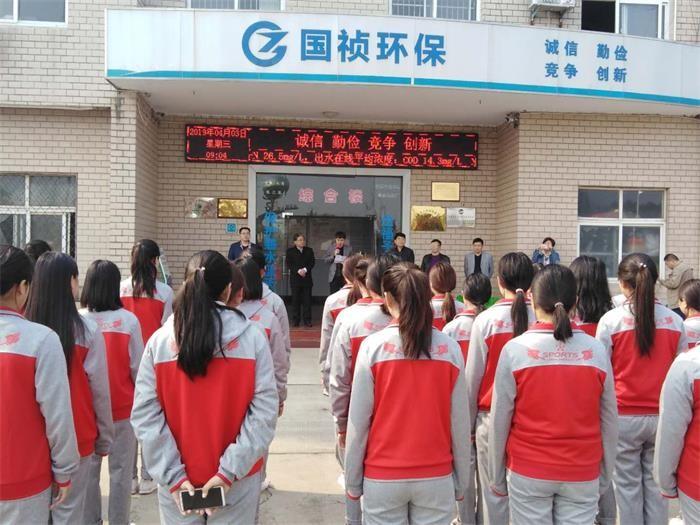 亳州市教育局在市直教育系统中开展节水宣教活动 自媒体