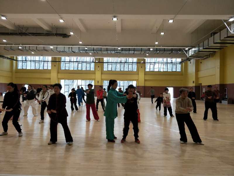 亳州举办健身气功五禽戏培训 自媒体