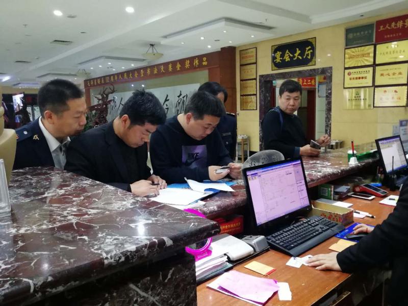 亳州市文化市场综合执法大队开展清明假日期间文旅市场专项检查 自媒体