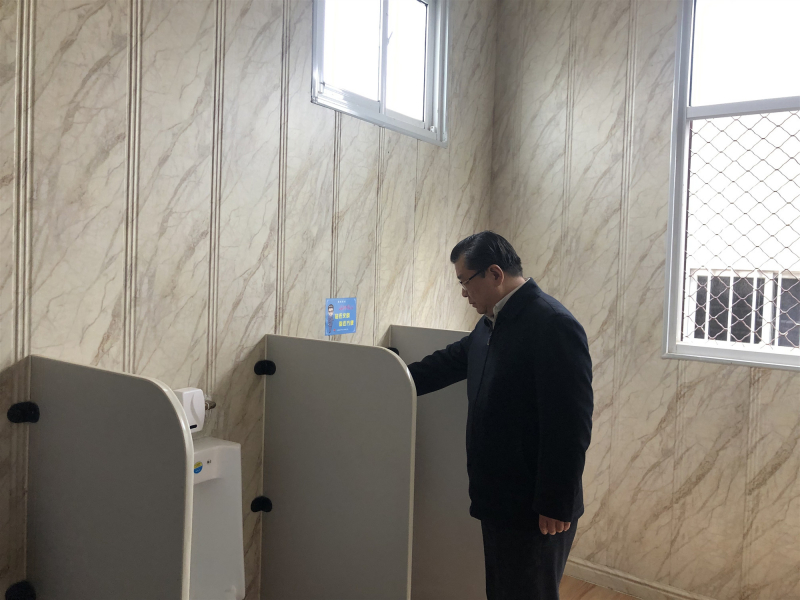 亳州市人民政府市长杜延安督查旅游厕所 自媒体