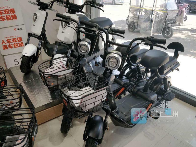 新国标实施第四天,亳州的电动车市场还好吗? 自媒体