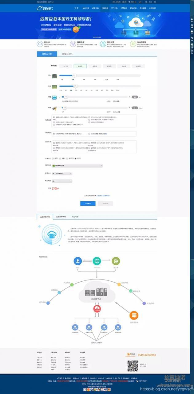 【支持升级官方最新版】最新 西部数码主机代理系统模板源码IDC网站源码虚拟主机代理管理系统