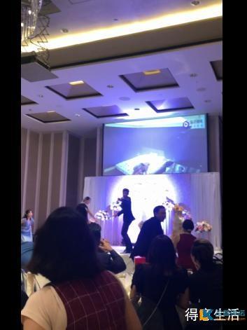 茄子姐夫门:新娘不堪家暴出轨新郎姐夫,新郎婚礼播放出轨视频 自媒体