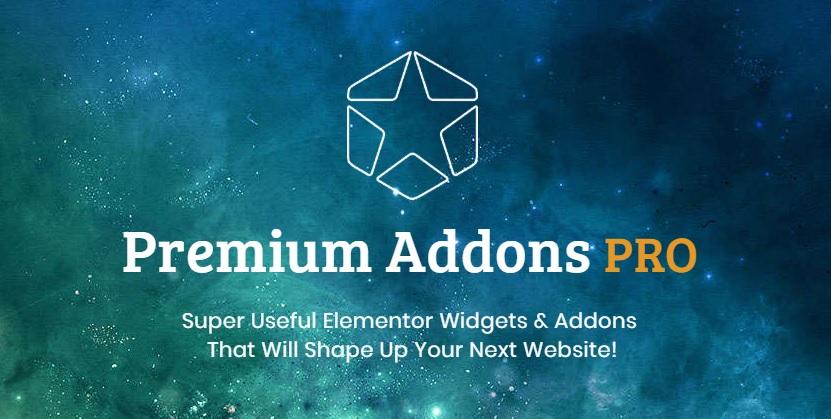 Premium Addons PRO For Elementor Pro v2.3.0-1