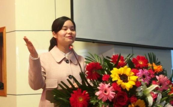 亳州学院附属学校刘慧老师师德事迹巡回报告活动