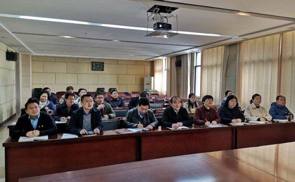 亳州市教育局组织观看廉政警示教育片