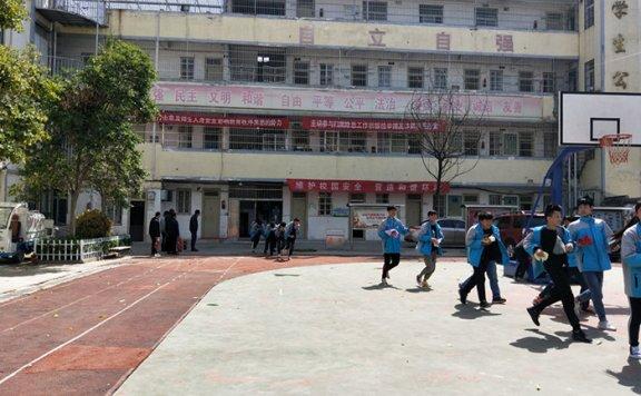 亳州特教学校开展消防演练敲响安全警钟