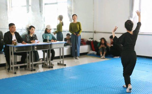 亳州工业学校升学部举行学前教育和旅游管理专业技能比赛