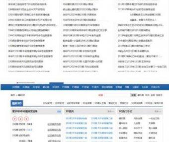 帝国cms7.5仿牛彩网(原名彩摘网)源码+手机移动端,站长1:1仿制