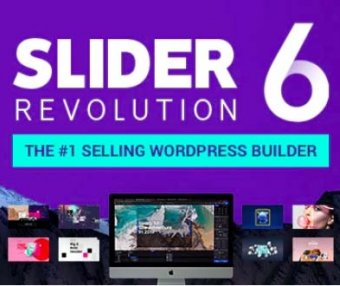 Slider Revolution V6.3.4 汉化版 革命幻灯片 优化速度版