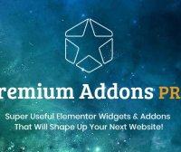 Premium Addons PRO v2.3.0 Elementor 高级扩展 Wordpress插件