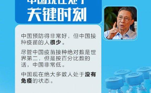 为什么应尽快接种新冠疫苗?钟南山、吴尊友、张文宏等专家这样说