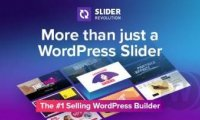 Slider Revolution WordPress v6.5.7  wordpress幻灯片插件 滑块插件 含扩展