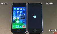 iPhone 6s 等老款机型升级 iOS 15 beta 8 后表现如何?值得升级吗?