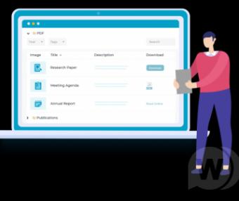 Document Library Pro v1.1.1汉化版 专业 WordPress 文档库插件
