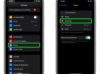 "iOS 15 新功能:在有需要时智能激活""专注模式"""